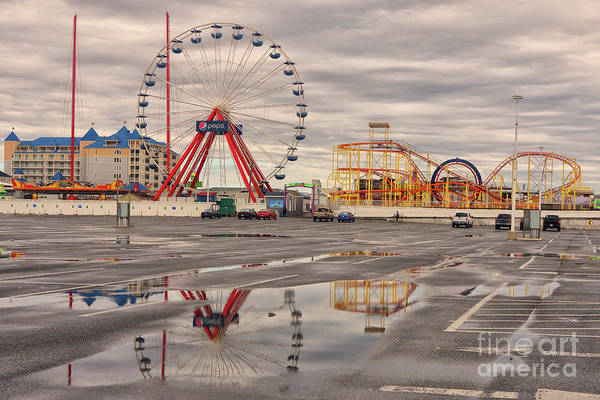 Wall Art - Photograph - Ocean City Md 3 by Jack Paolini