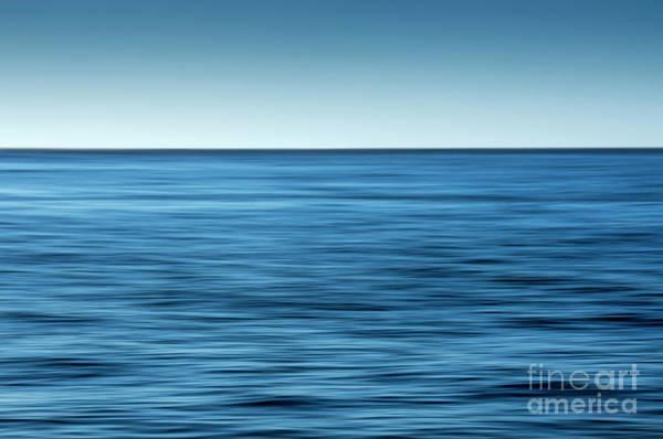 Photograph - Ocean Color Scene II by David Lichtneker