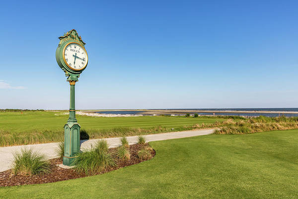 Photograph - Ocean Course Kiawah Island Resort by Donnie Whitaker
