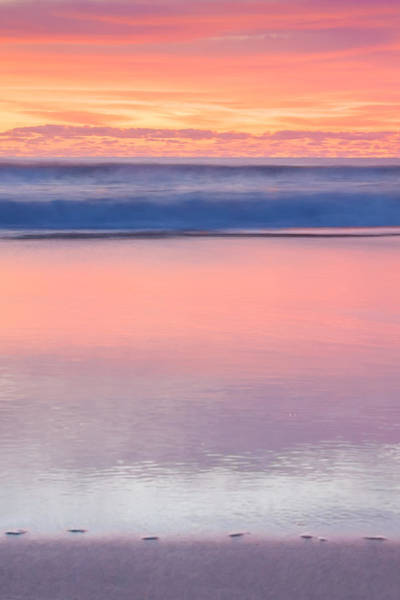 Galleries Photograph - Ocean Glow by Az Jackson