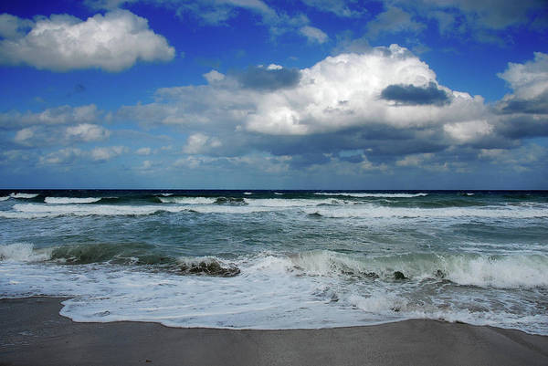 Photograph - Ocean  by Harry Spitz