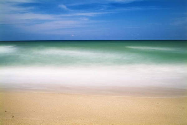 Photograph - Ocean In Motion by Patrick M Lynch