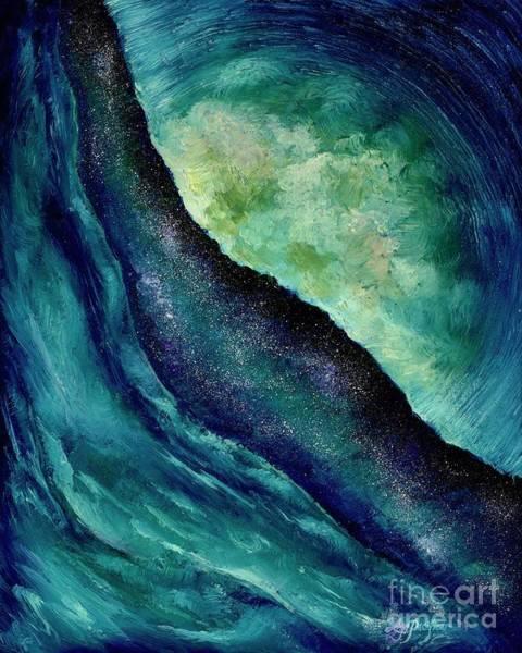 Painting - Ocean Meets Sky by Lyn Pacificar