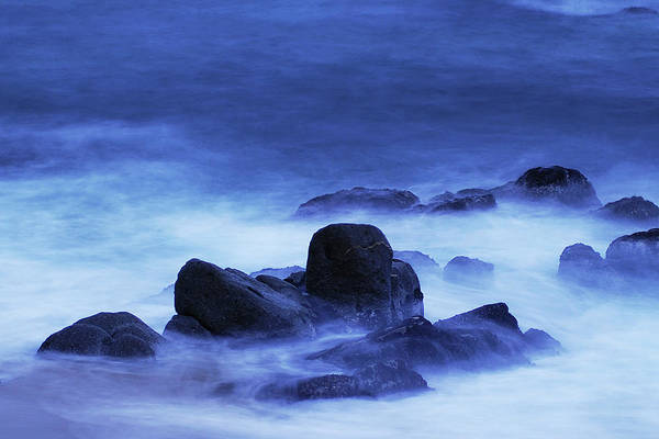Photograph - Ocean Mist by Movie Poster Prints