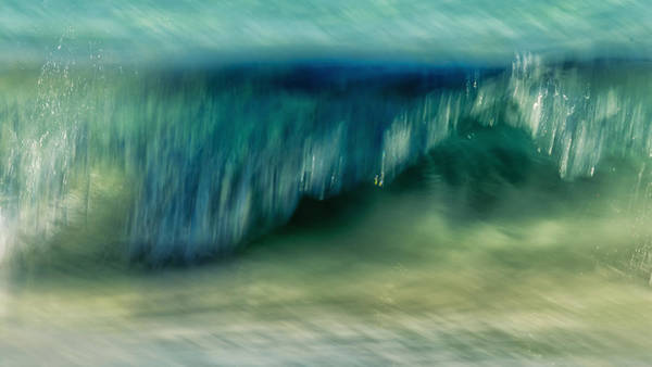 Wall Art - Photograph - Ocean Motion by Stelios Kleanthous