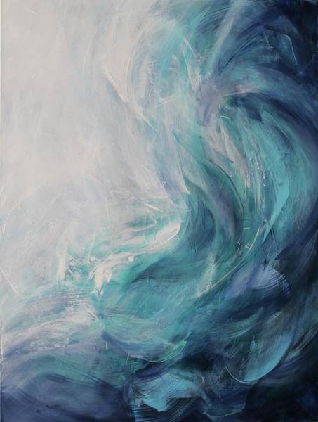 Painting - Ocean Song by Tracy Male