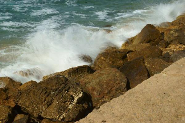 Photograph - Ocean Spray 4 by Dimitry Papkov