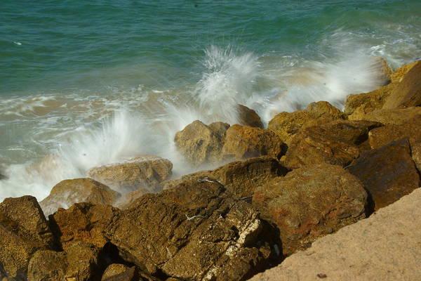 Photograph - Ocean Spray 5 by Dimitry Papkov