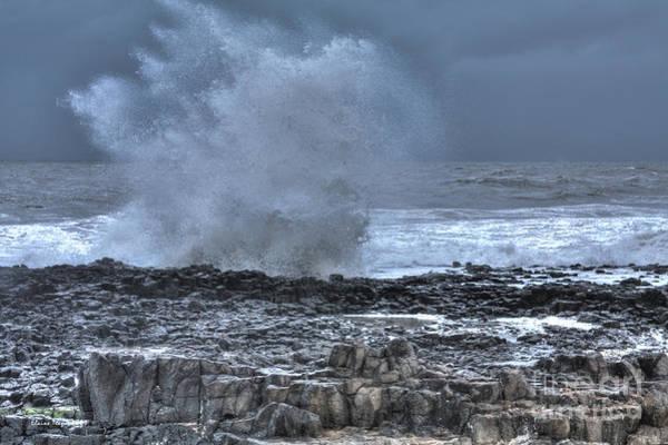 Photograph - Ocean Spray by Elaine Teague