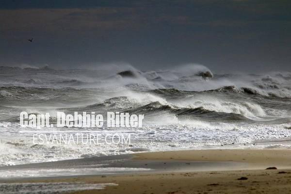 Photograph - Ocean Storm 3912 by Captain Debbie Ritter