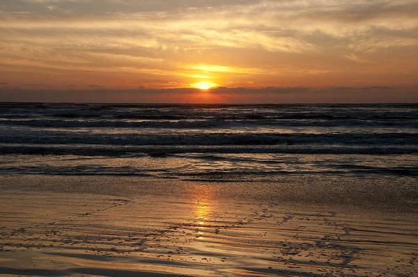 Photograph - Ocean Sunrise by Brian Kinney