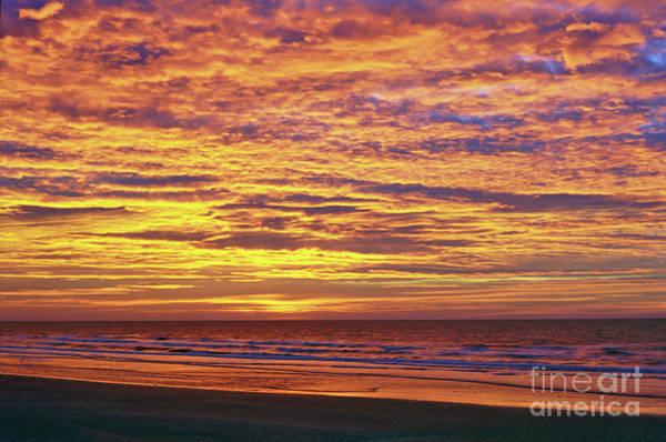 Photograph - Ocean Sunrise by Kevin McCarthy