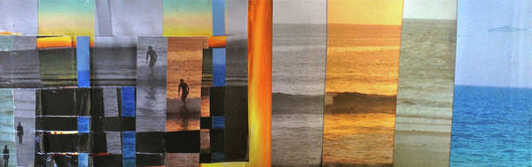 Wall Art - Painting - Ocean Surf by Rika Maja Duevel