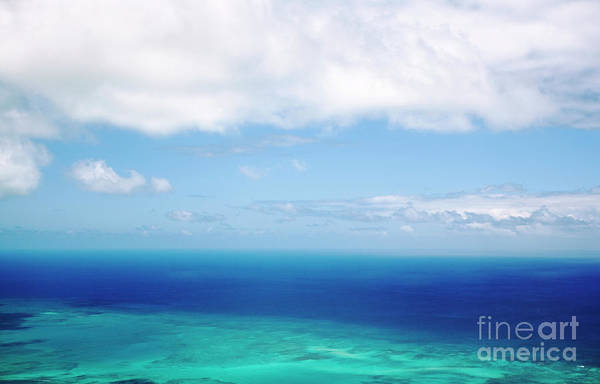 Photograph - Ocean View by Charmian Vistaunet