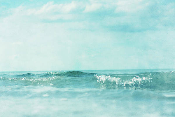Wall Art - Photograph - Ocean by Violet Gray
