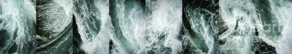 Photograph - Ocean Waves - Ocean Waves - Ocean Waves.... by Urft Valley Art