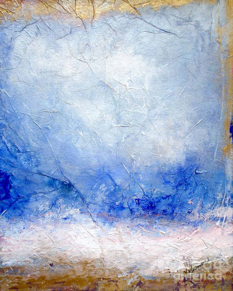 Painting - Ocean's Air by Kristen Abrahamson