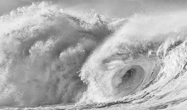 Blanca Wall Art - Photograph - Ocean's Power By Gary O'neill by California Coastal Commission