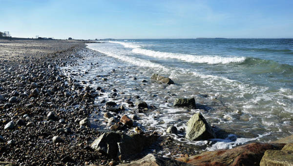 Photograph - Oceanscape by Joanne Brown