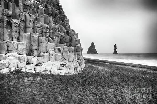 Wall Art - Photograph - Oceanside Cliffs  by George Oze