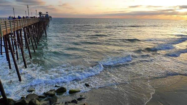 Photograph - Oceanside by Skip Hunt