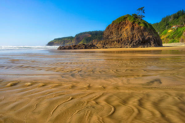 Wall Art - Photograph - Oceanside State Park  by Drew Castelhano