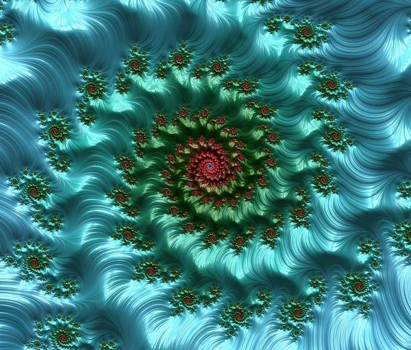 Digital Art - Ocean Abstract by Marianna Mills