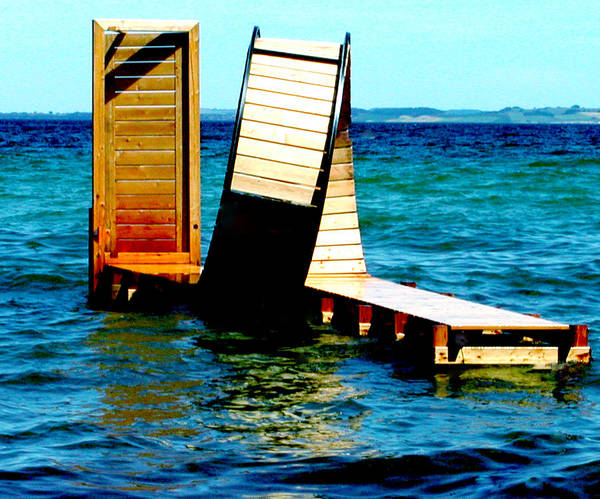 Photograph - Ocean Walk by Colette V Hera  Guggenheim