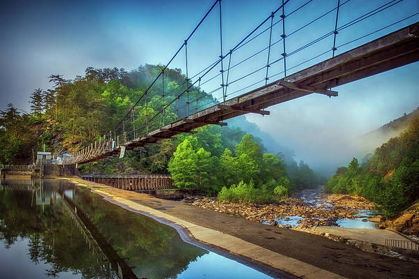 Ocoee Wall Art - Photograph - Ocoee River Dam by Paul Freidlund