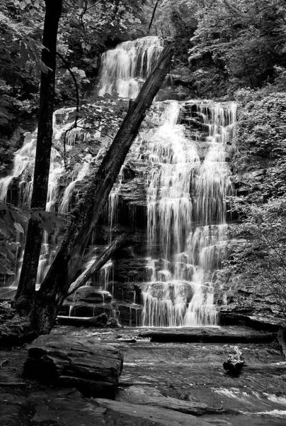 Photograph - Oconee Station Falls IIi by David Waldrop