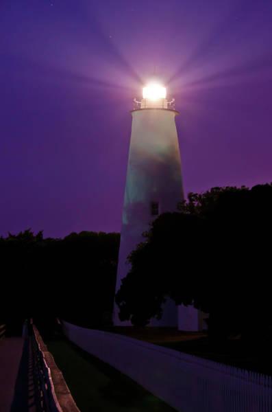Ocracoke Lighthouse Photograph - Ocracoke Lighthouse by Brian Long