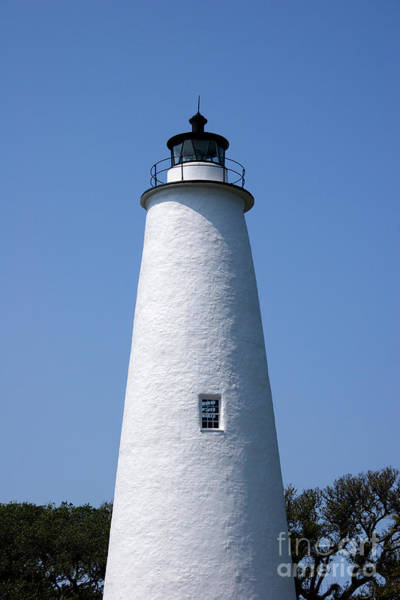 Photograph - Ocracoke Lighthouse In The Outer Banks by Jill Lang