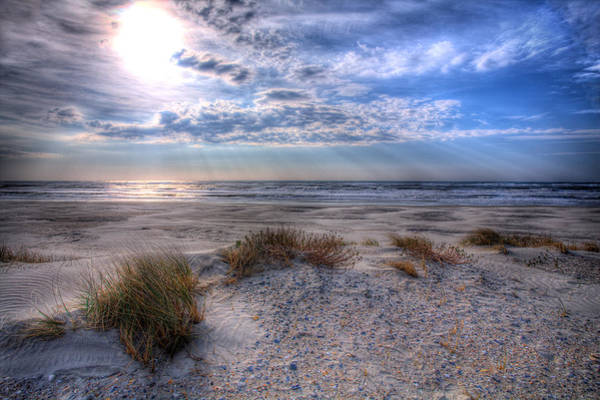 Outer Banks Wall Art - Photograph - Ocracoke Winter Dunes II by Dan Carmichael