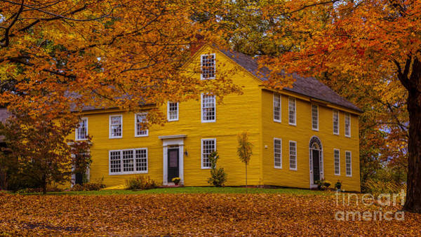 Photograph - October 2018 Photograph by New England Photography