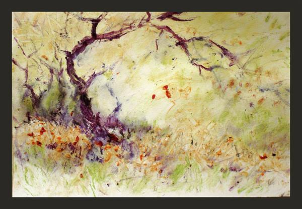 Wall Art - Painting - October Offerings by Lee Baker DeVore