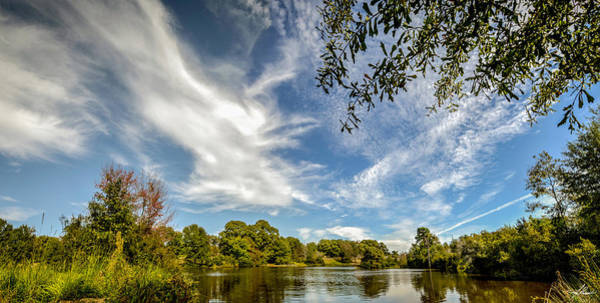 Photograph - October Texas Sky by Philip Rispin