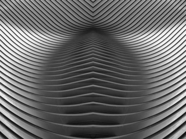 Photograph - Oculus Abstract by Rand