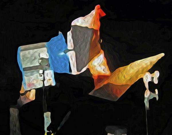 Photograph - Ode To Dali by Matt Cegelis