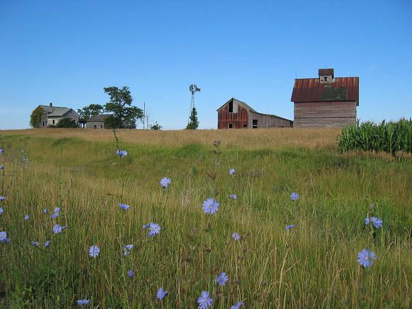 Photograph - Odell Farm IIi by Dylan Punke