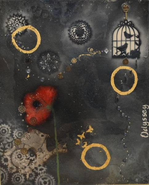 Painting - Odyssey by MiMi Stirn