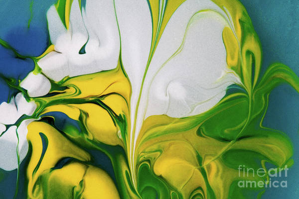 Painting - Oeil De La Fleur by Patti Schulze
