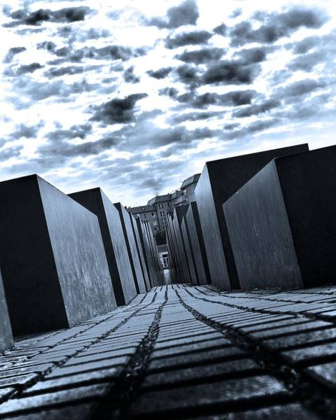 Holocaust Photograph - Off Balance by Dean Farrell