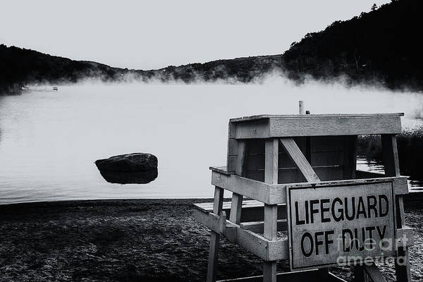 New Preston Ct Photograph - Off Duty by Grant Dupill