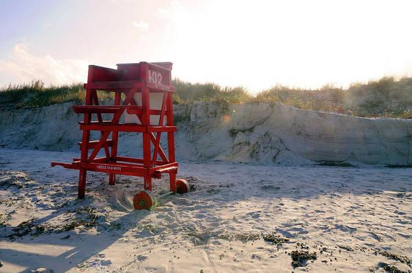 New Smyrna Beach Digital Art - Off Duty by Zachary Wattman