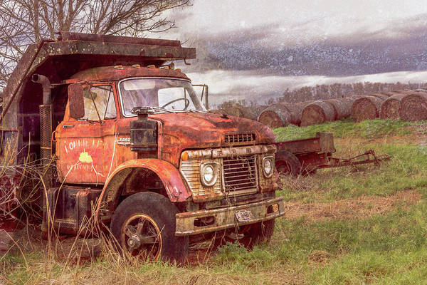 Dump Truck Photograph - Off Road For Good by Jim Love