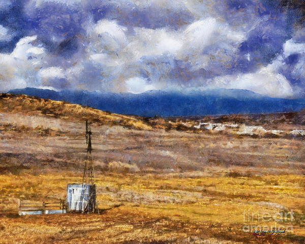 Digital Art - Off The Beaten Path I by Rhonda Strickland
