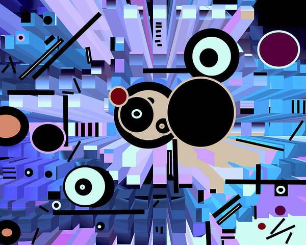Digital Art - Off The Grid 61 by Lynda Lehmann