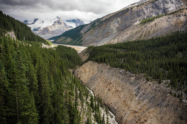 Photograph - Off The Icefields by Kristopher Schoenleber