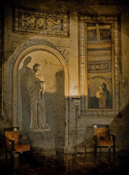 Photograph - Corfu, Greece - Offerings by Mark Forte