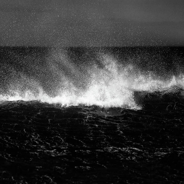 Wall Art - Photograph - Offshore by Dave Bowman